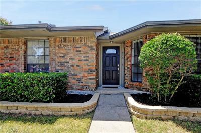 Rowlett Single Family Home For Sale: 3717 Bond Street