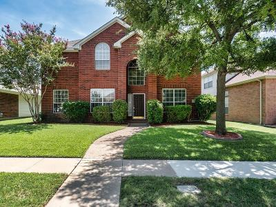 Plano Single Family Home For Sale: 4332 Stromboli Drive