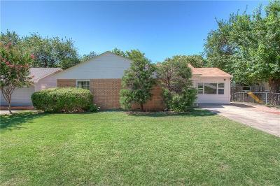 River Oaks Single Family Home For Sale: 1604 Hillside Drive