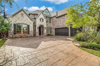 Frisco Single Family Home Active Option Contract: 11043 Thomasville Lane