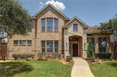McKinney Single Family Home Active Option Contract: 6324 Whetstone Drive