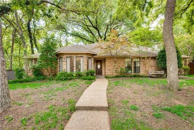 Garland Single Family Home Active Contingent: 310 Larchbrook Drive