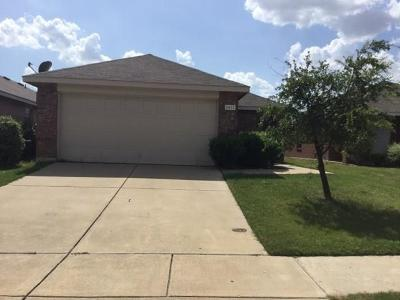 Fort Worth TX Single Family Home Active Option Contract: $135,500