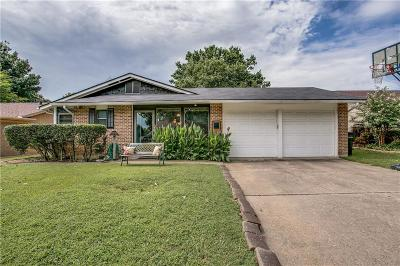 Plano Single Family Home For Sale: 2104 Willow Lane