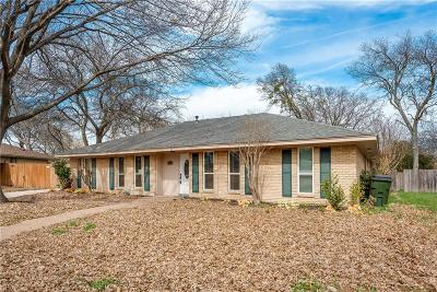 Plano Single Family Home For Sale: 2845 Pinehurst Drive