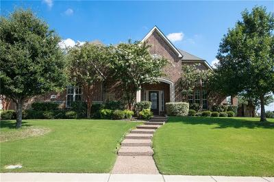 Allen TX Single Family Home For Sale: $829,000
