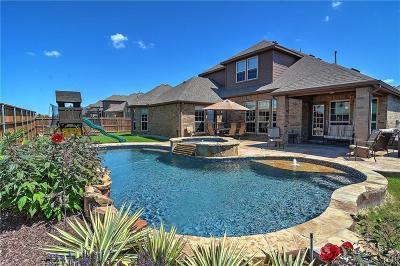 Prosper Single Family Home For Sale: 710 Livingston Drive