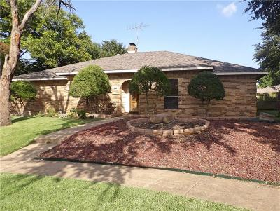 Garland Single Family Home For Sale: 202 Bellmeade Drive