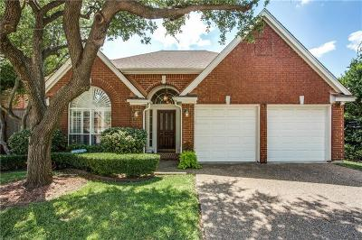 Addison Single Family Home For Sale: 3806 Azure Lane