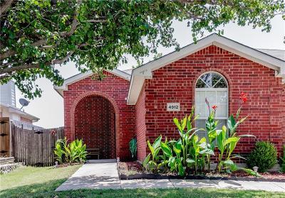 McKinney Single Family Home For Sale: 4912 Rustic Ridge Drive