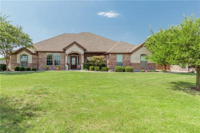 Haslet Single Family Home For Sale: 325 Arbor Lane