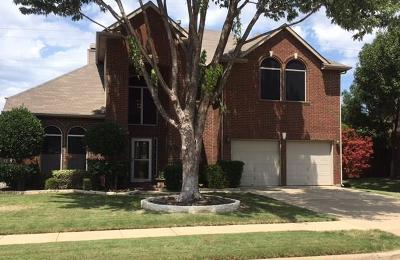 Frisco Single Family Home For Sale: 5915 Wilmington Drive