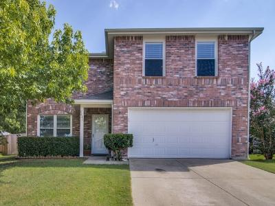 Mckinney Single Family Home For Sale: 2631 Mountain View Drive