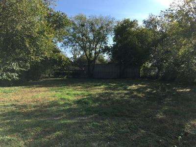 Lewisville Residential Lots & Land For Sale: 214 N Kealy Avenue
