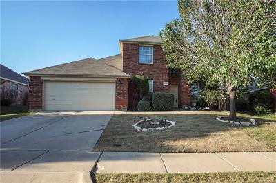 Fort Worth TX Single Family Home For Sale: $257,500