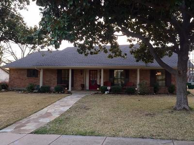 Richardson Rental For Rent: 2407 Grandview Drive