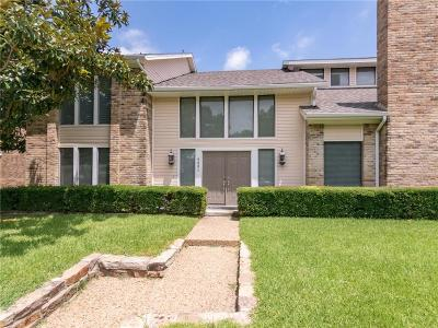 Dallas Single Family Home For Sale: 9431 Viewside Drive