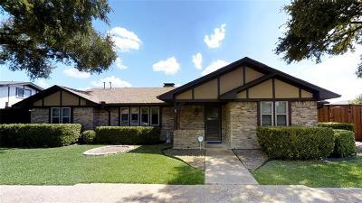 Plano Single Family Home For Sale: 3116 Dartmouth Drive