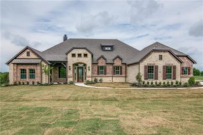 Rockwall Single Family Home For Sale: 1500 Ashley Court