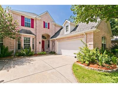 Mckinney Single Family Home For Sale: 2809 Whitetail Court