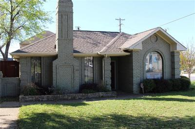 Country Club Estates Single Family Home For Sale: 6402 Lakewood Boulevard