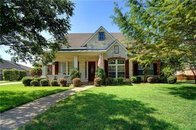 Fort Worth TX Single Family Home For Sale: $359,900