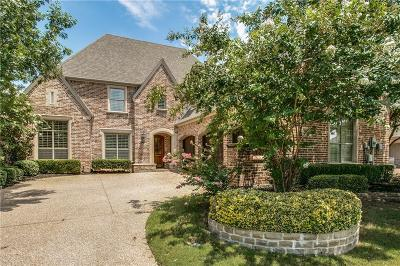Allen Single Family Home For Sale: 1832 San Leanna Drive