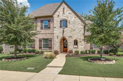 Frisco Single Family Home For Sale: 7576 Rockyford Drive