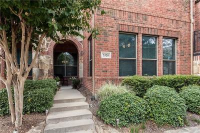 McKinney Single Family Home For Sale: 5320 Locust Drive