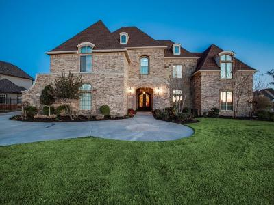 Fort Worth Single Family Home For Sale: 6057 Lakeside Drive