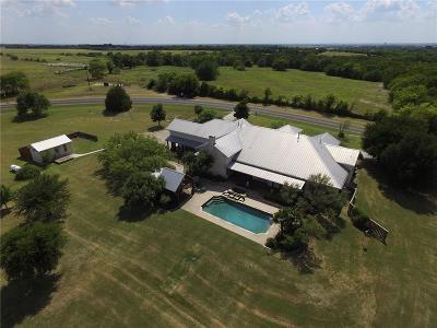 Celina Single Family Home For Sale: 12604 W Fm 455