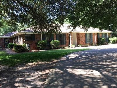 Teague Single Family Home For Sale: 214 Don Juan