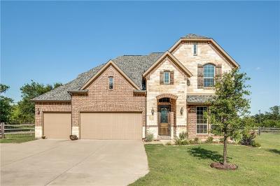 McKinney Single Family Home For Sale: 6609 Mesquite Trail