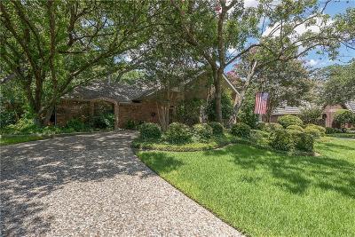 Dallas Single Family Home For Sale: 9651 Hilldale Drive