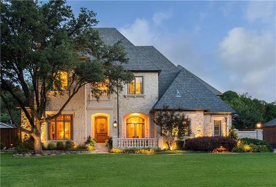 Dallas Single Family Home For Sale: 6714 Tulip Lane