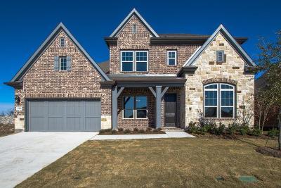 Prosper Single Family Home For Sale: 1404 Red Rose Trail