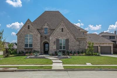 Flower Mound Single Family Home Active Kick Out: 4008 Badenoch Way