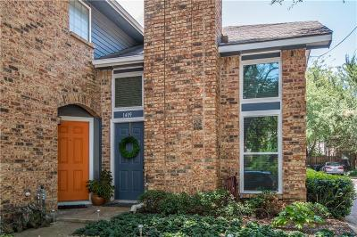 Dallas Single Family Home For Sale: 1409 McCoy Street