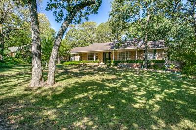 Colleyville Single Family Home Active Option Contract: 1612 Durham Drive