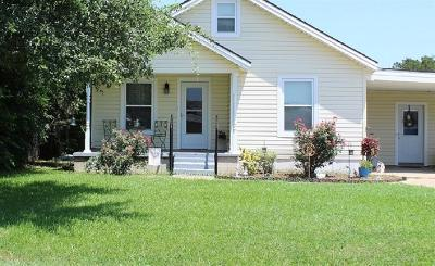 Mabank Single Family Home For Sale: 307 E Kempner Street