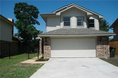 Carrollton Single Family Home For Sale: 3809 Clover Hill Lane