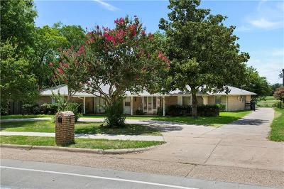 Richardson Single Family Home For Sale: 2513 Custer Parkway