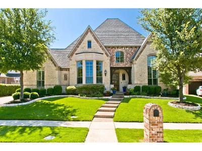McKinney Single Family Home For Sale: 1600 Litchfield Drive