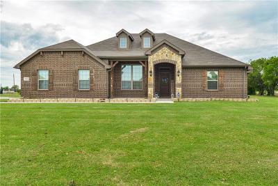 Kaufman Single Family Home Active Option Contract: 2000 Riverside