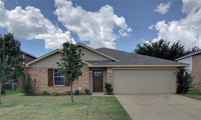 Crowley Single Family Home For Sale: 1112 Switchgrass Lane
