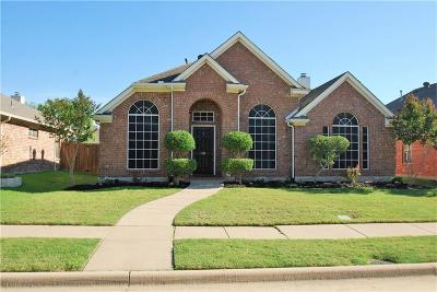 McKinney Single Family Home Active Option Contract: 5300 Rain Forest Drive