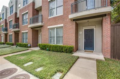 Dallas Condo For Sale: 4223 Buena Vista Street #5