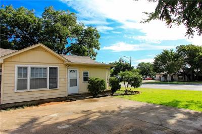 White Settlement Single Family Home For Sale: 7900 Raymond Avenue