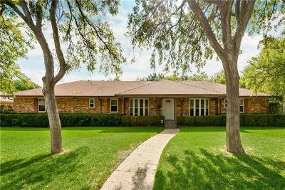 Garland Single Family Home For Sale: 2310 Sylvan Drive