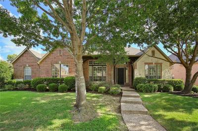 Flower Mound Single Family Home For Sale: 2121 Heather Ridge Court